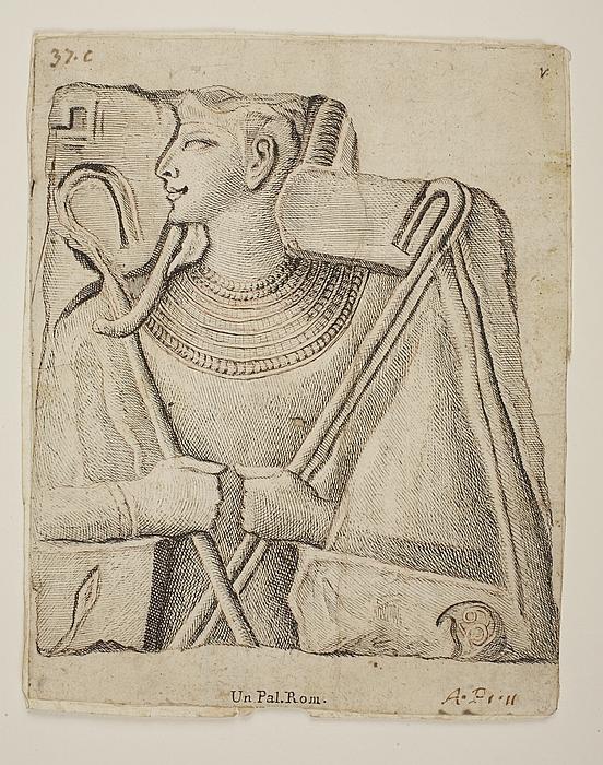 Ægyptisk figur