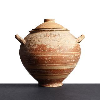 Olla. Etruskisk