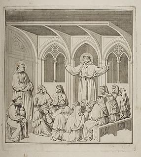 Sankt Frans' tilsynekomst i Arles