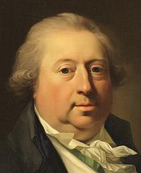 Jens Juel: Johann Tobias Sergel, 1794, detalje