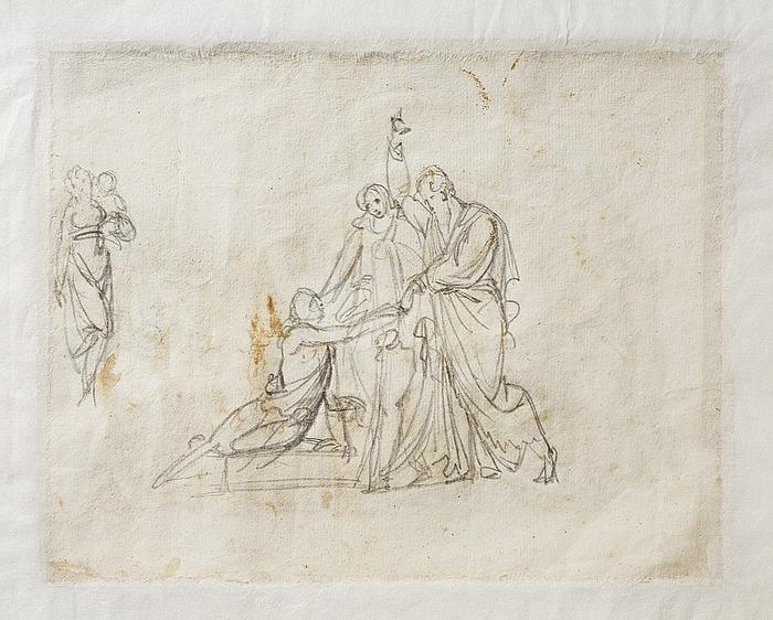 Peter og Johannes helbreder en halt