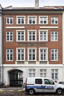 Laksegade 20, København
