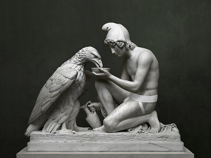 Elmgreen & Dragset: Ganymede (Jockstrap), 2009