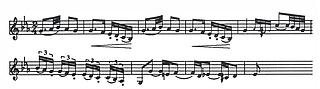 J.F. Frøhlich: Symphony in E flat, 2nd mov't. Andante.