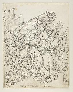 Cuthullins vogn, Fingal 1. bog