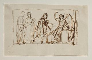 Kvinderne (De tre Mariaer) ved graven