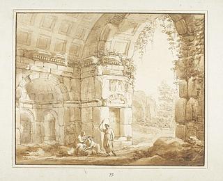 Antik ruin