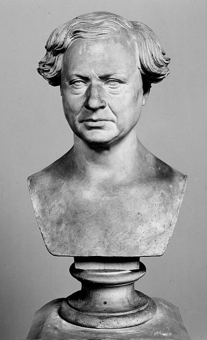 H.W. Bissen: Jørgen Hansen Koch, 1847-1848