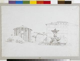 Piazza di Bocca della verità i Rom