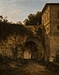 Ruiner på Forum i Rom, vejen fra S. Bonaventura til Campo Vaccino