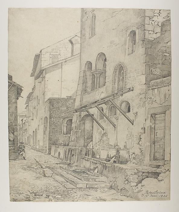 Gade i Palestrina