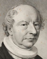 Christian Horneman: Friedrich Münter, 1826