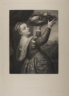 Pige med frugtskål