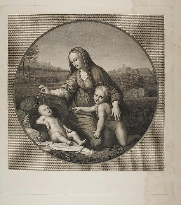 Maria, Johannes og det sovende Jesusbarn