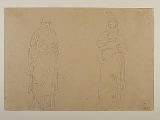 Apostlene Thadæus og Johannes