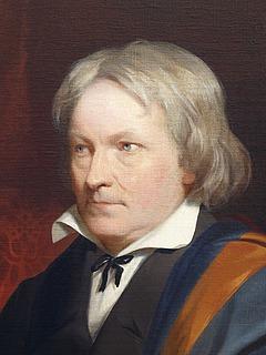 Samuel B. Morse: Bertel Thorvaldsen, 1831, detalje. Olie på lærred, 72,4 x 59,5 cm, Kongehuset
