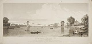 Broen over Themsen ved Hammersmith