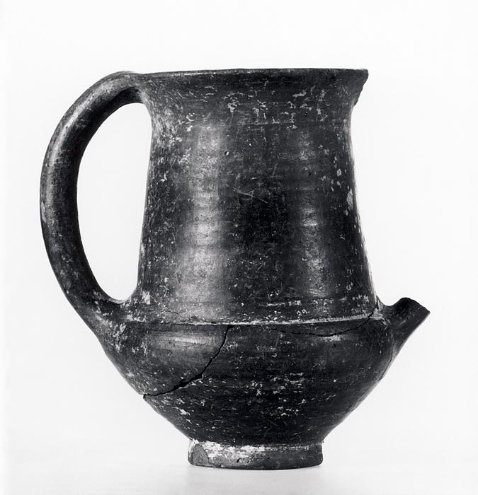 Amfora. Etruskisk