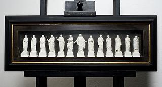Kristus og de tolv apostle