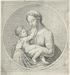Madonna med barnet, 1809, privateje