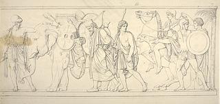 Elefanten med persiske våben og det kosteligste skrin