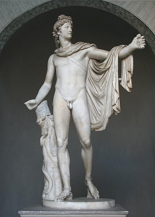 Apollon Belvedere