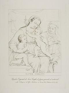 Mater Christi (Madonna med barnet)