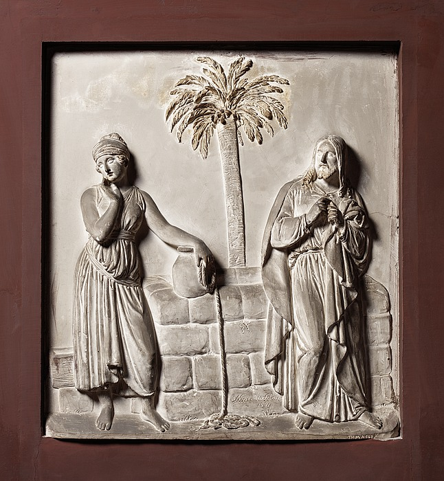 Kristus og den samaritanske kvinde