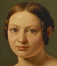 Constantin Hansen: Elisa Stampe, 1842