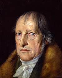 Jakob Schlesinger: G.W.F. Hegel