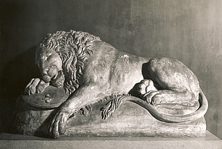 Dying Lion (The Lucerne Lion)