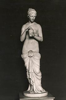 Bertel Thorvaldsen: Psyche, 1806 - Copyright tilhører Thorvaldsens Museum