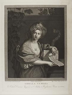 Sibylla Cumaea ( Den cumæiske Sibylle )