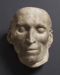 Heinrich Reinhold, dødsmaske
