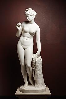 Bertel Thorvaldsen, Venus med æblet, 1813-1816, Thorvaldsens Museum