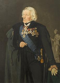 C.A. Jensen: Bertel Thorvaldsen, 1839, Det Nationalhistoriske Museum, Frederiksborg Slot Hillerød