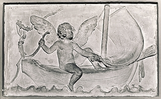Amor i en båd