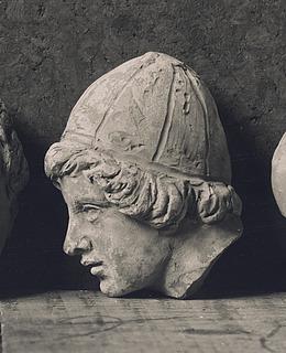 Hovedet af Henrik Stampe d.y.