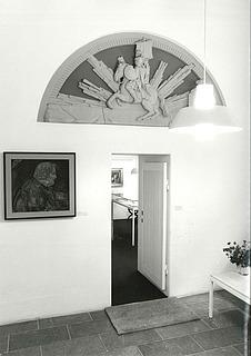 Rumsuiten fotograferet i 1971