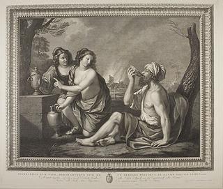 Lot og hans døtre