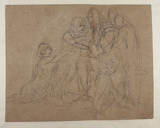 Ugolino della Gherardesca og hans sønner i hungertårnet