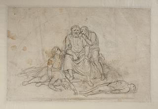 Ugolini della Gherardesca og hans sønner i Hugertårnet