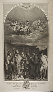 Maria med barnet og helgener ( Frari Madonna )