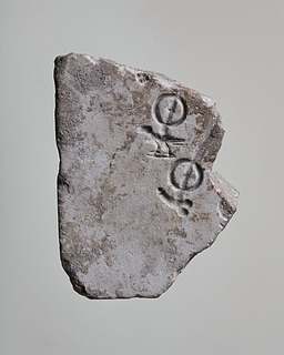 Støbeform til amuletter. Romersk