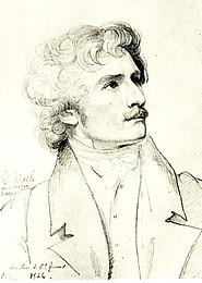 Carl Christian Vogel von Vogelstein: Karl Wilhelm Wach (1822)