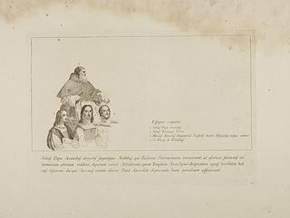 Helidors uddrivelse af templet, tillægsblad med personangivelser
