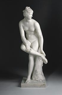 Joseph Nollekens, Venus, 1773, marmor, The J. Paul Getty Museum, inv.nr. 87.SA.106
