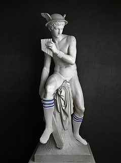 Elmgreen & Dragset: Mercury (Socks), 2009