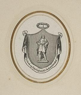 Thorvaldsens våbenskjold