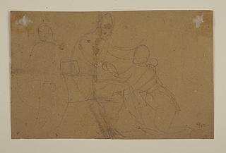 Penelope, Odysseus og Eurykleia